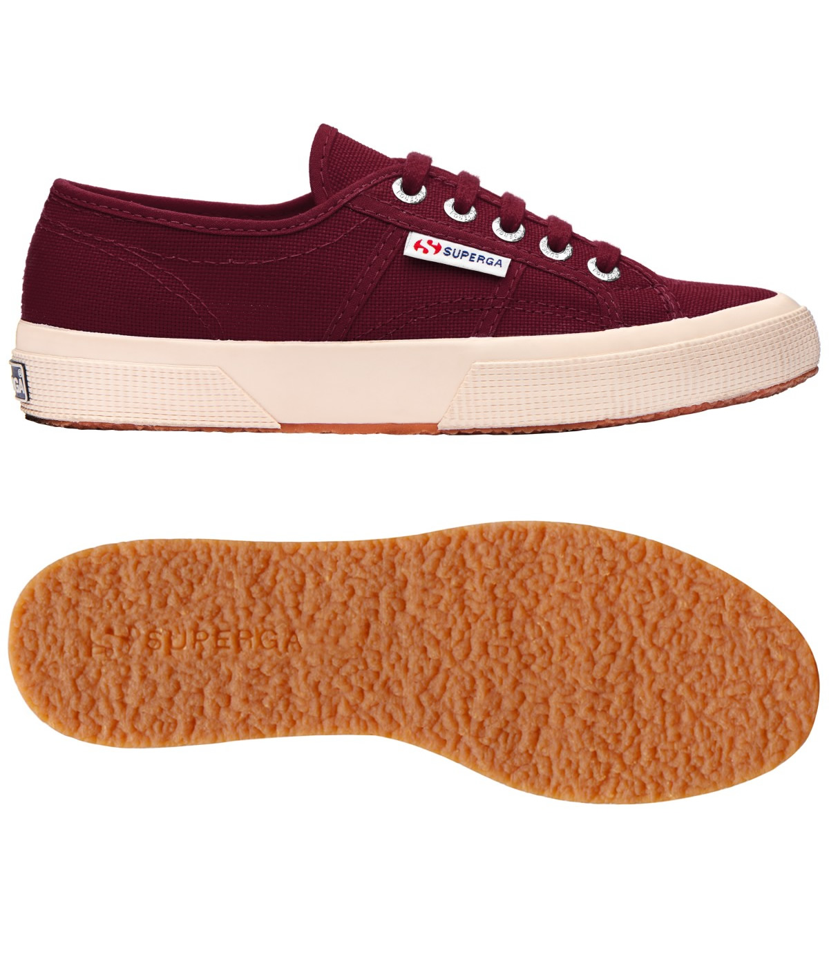 Zapatillas Superga Burdeos 2750