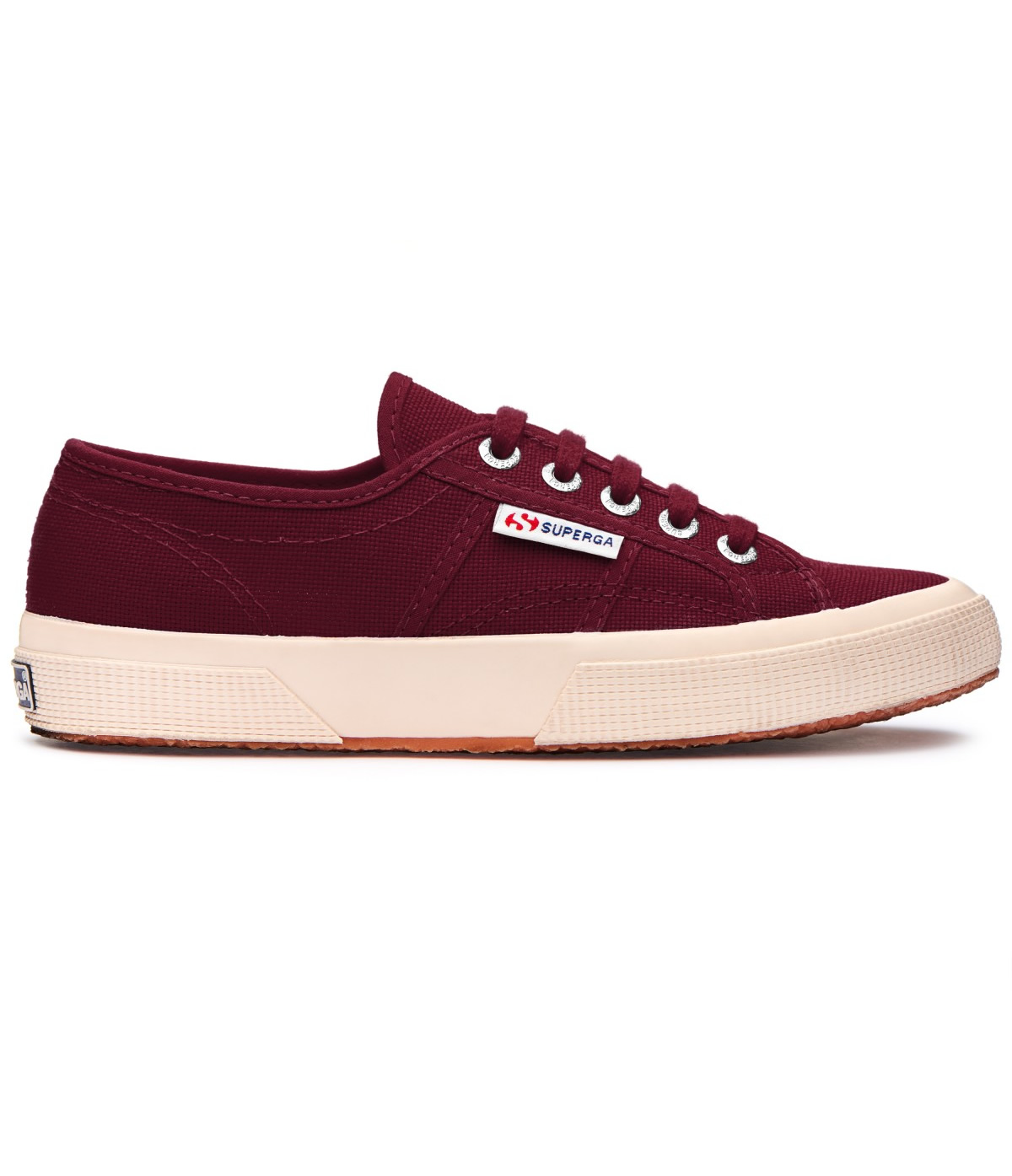 Zapatillas Superga Burdeos