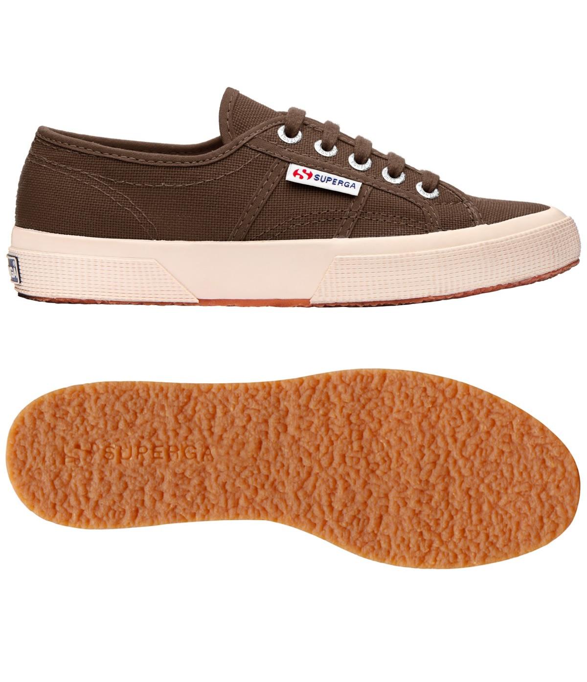 Zapatillas Superga marrón 2750