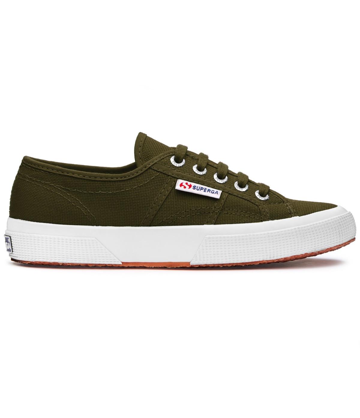 Zapatillas Superga verdes 2750