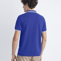 Polo Fred Perry azul