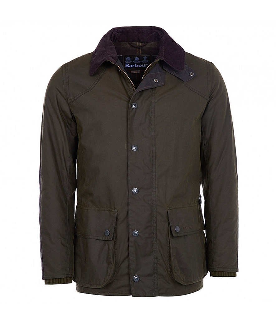 Chaqueta Barbour Digby verde