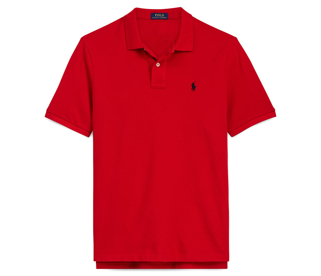 Polo Ralph Lauren rojo