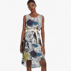 Vestido Desigual sin mangas floral Iowas
