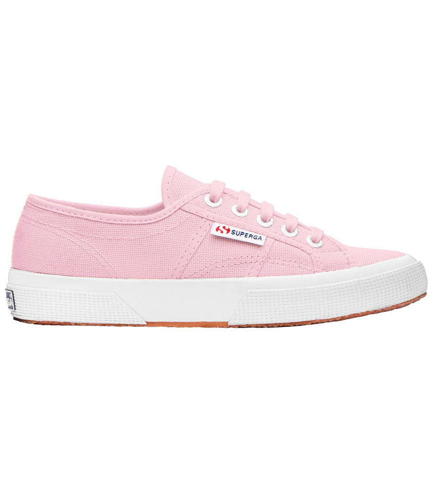 Zapatillas Superga classic rosa