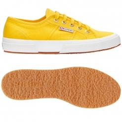 Zapatillas Superga classic amarillo