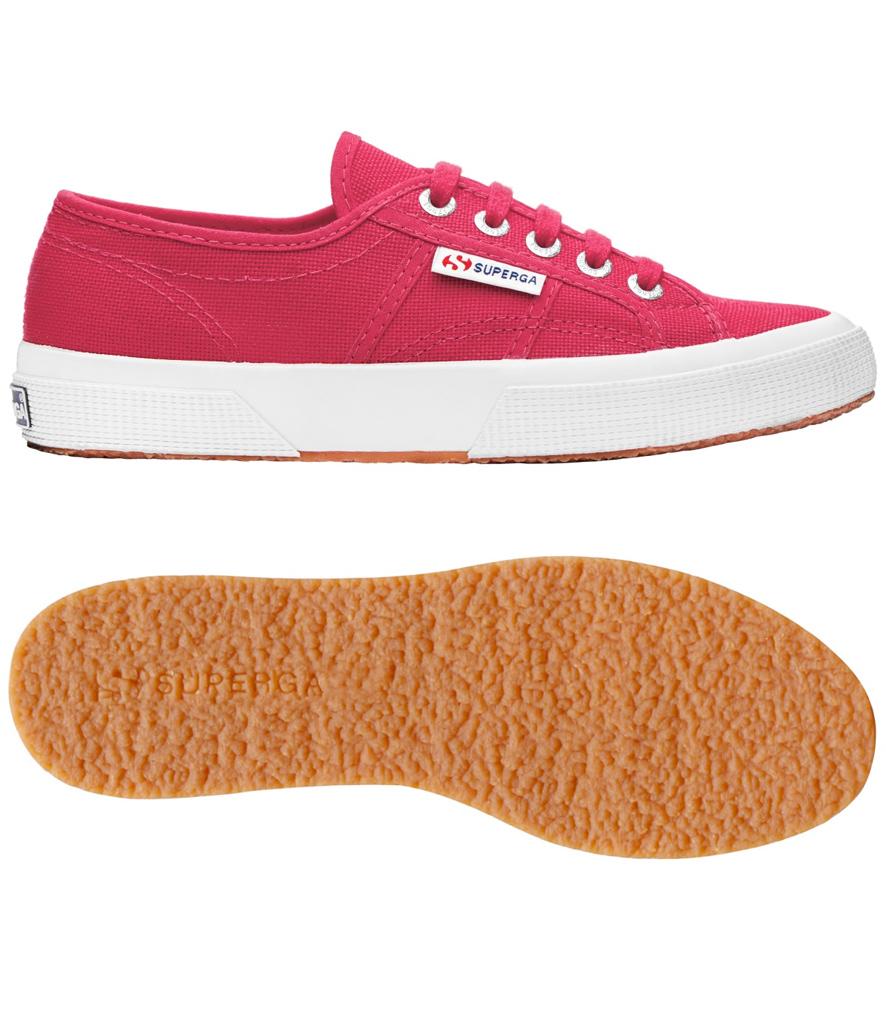 Zapatillas Superga classic rosa azalea