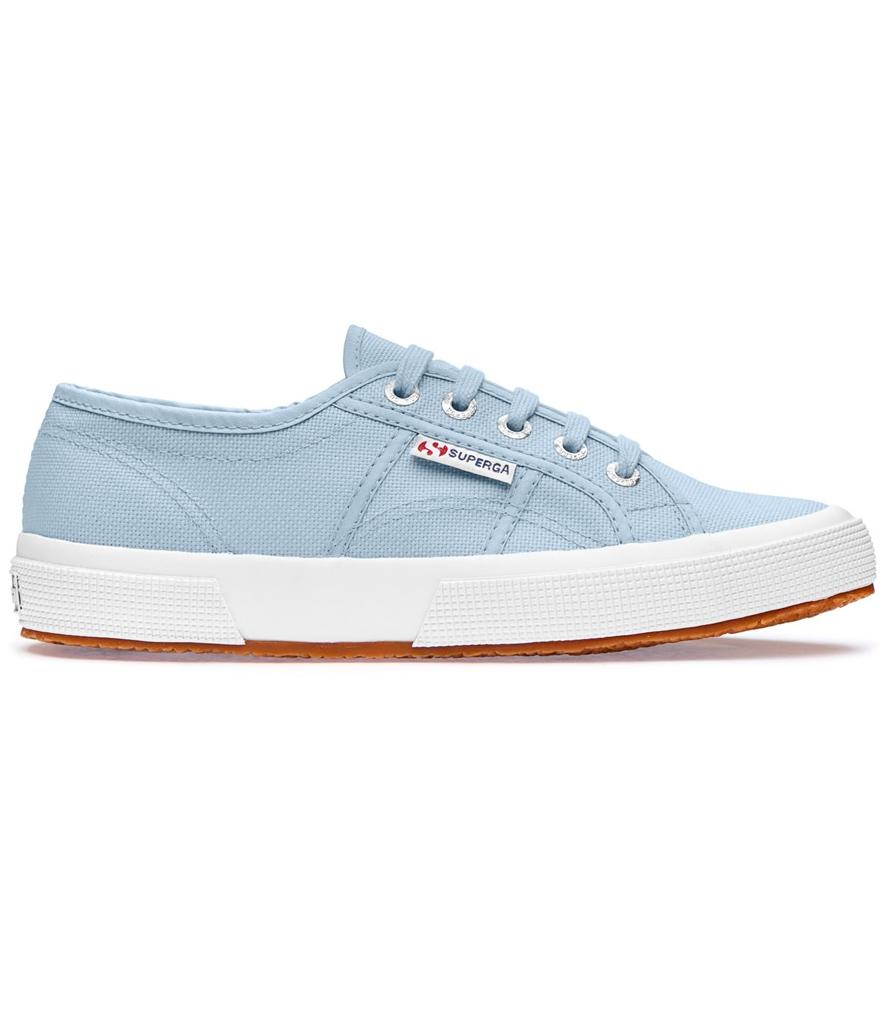 Zapatillas Superga classic azul claro