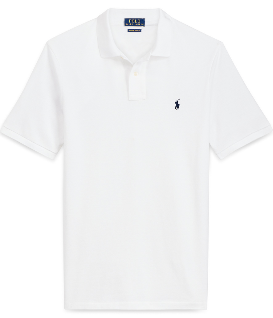 Polo Ralph Lauren blanco