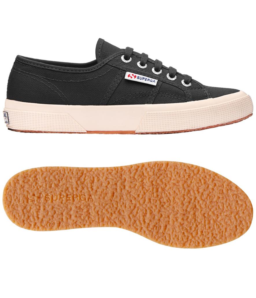 Zapatillas Superga classic negra