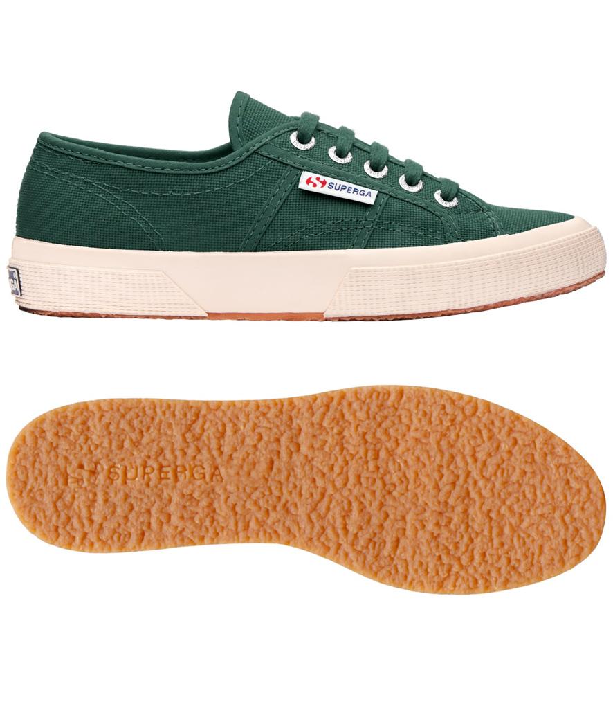 Comprar Zapatillas Superga verde pino