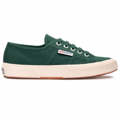Zapatillas Superga classic verde pino
