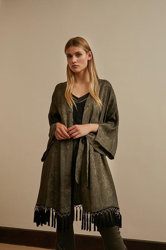 Kimono De Raso NKN