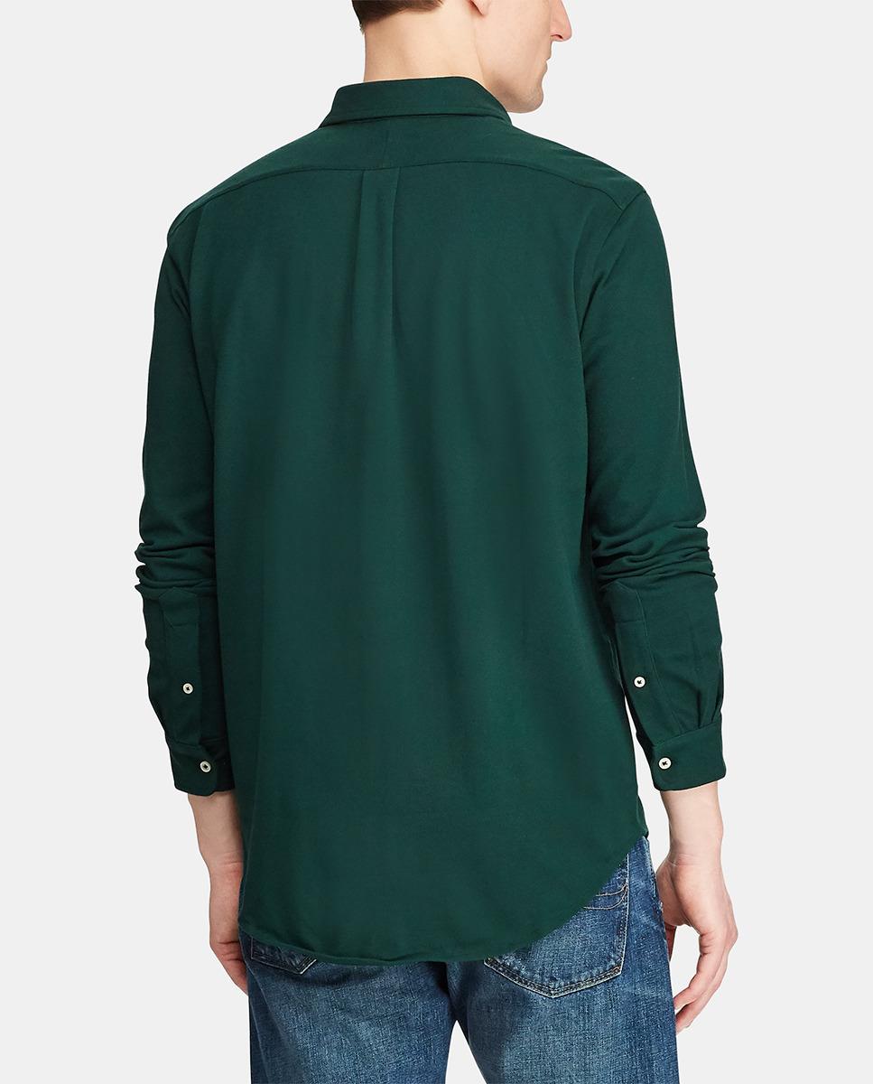 Camisa De Pique Ralph Lauren