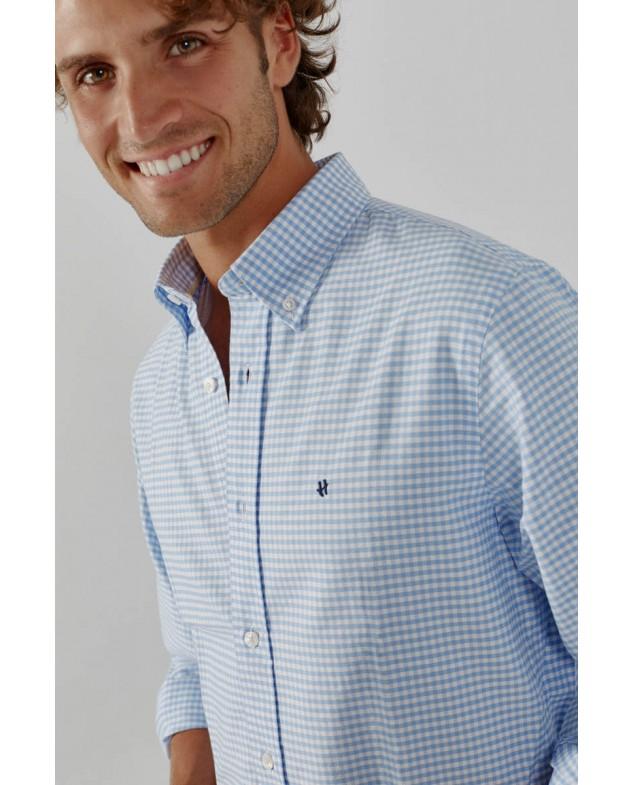 Camisa Hombre De Cuadros Harry´s