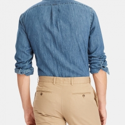 Camisa Vaquera Ralph Lauren
