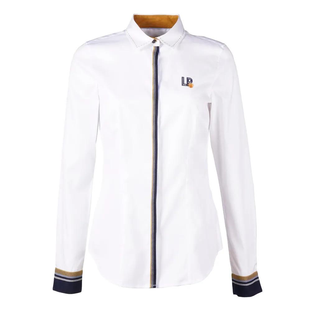 Camisa blanca Lionofporches