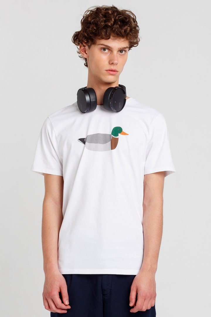 Camiseta duck hunt edmmond