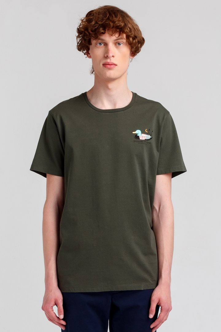 Camiseta duck tee edmmond