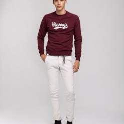 Sudadera Granate Harry´s