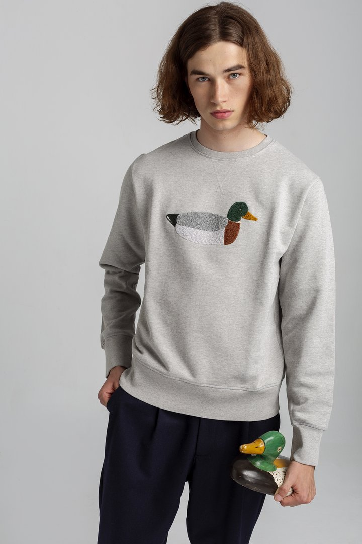 Sudadera duck hunt edmmond