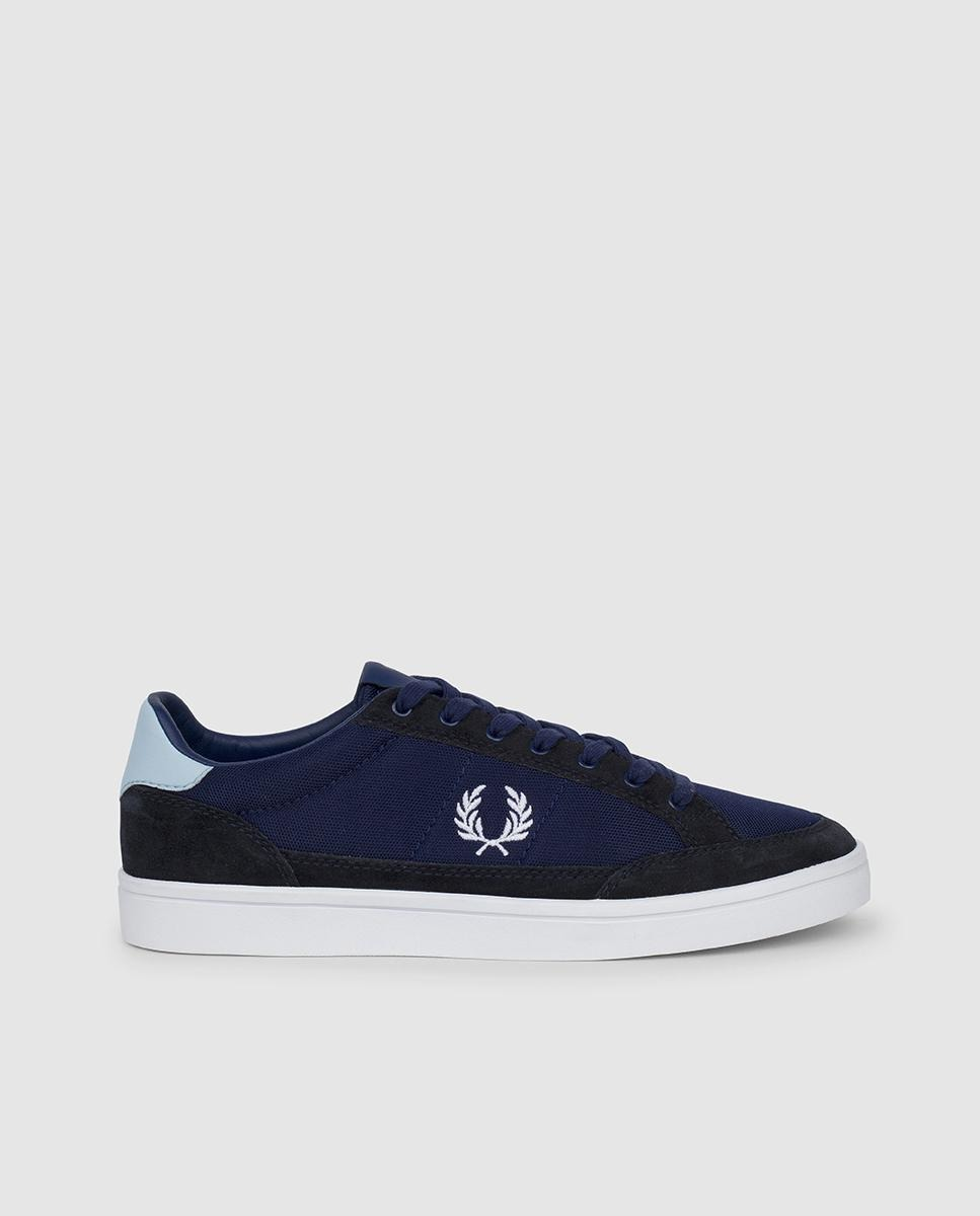 Zapatillas Fred Perry de Lona
