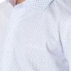 Camisa cuello boton espampado Spagnolo