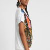 Camiseta estampado patch Desigual