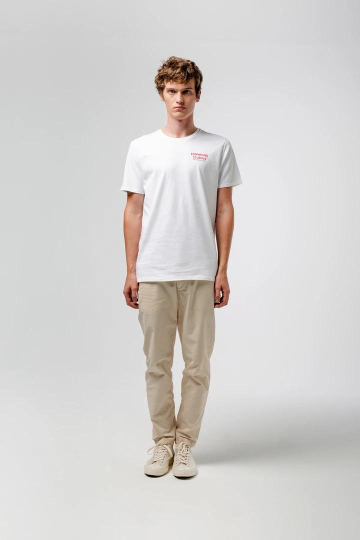 Camiseta blanca Shaper edmmond
