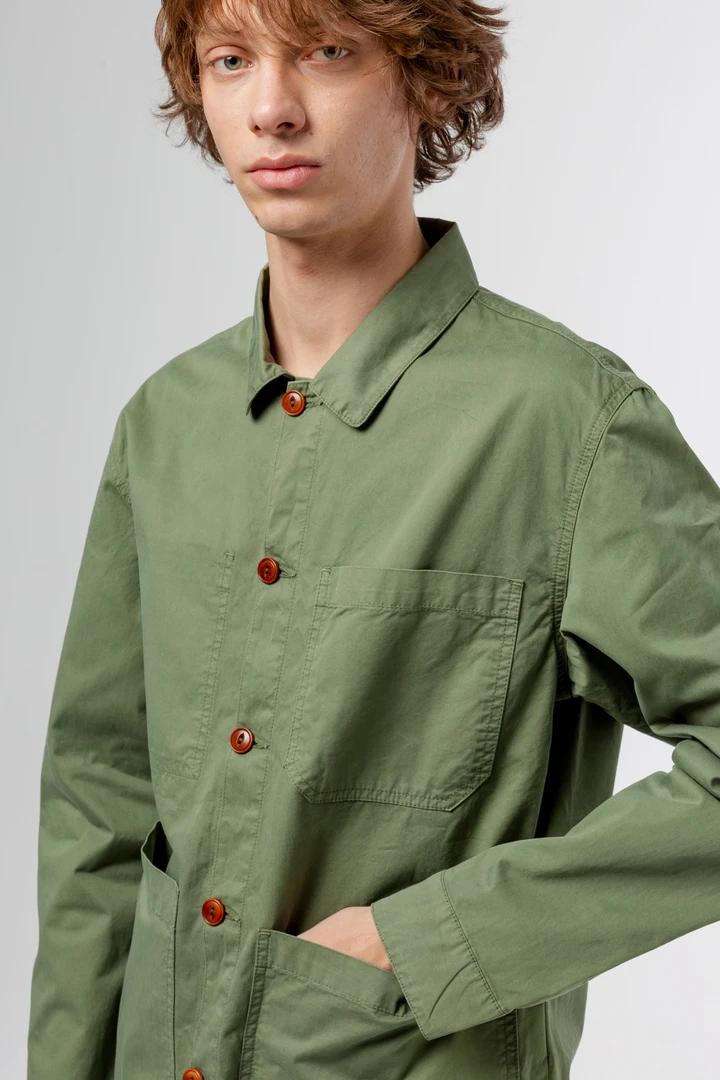 Chaqueta verde Iro edmmond