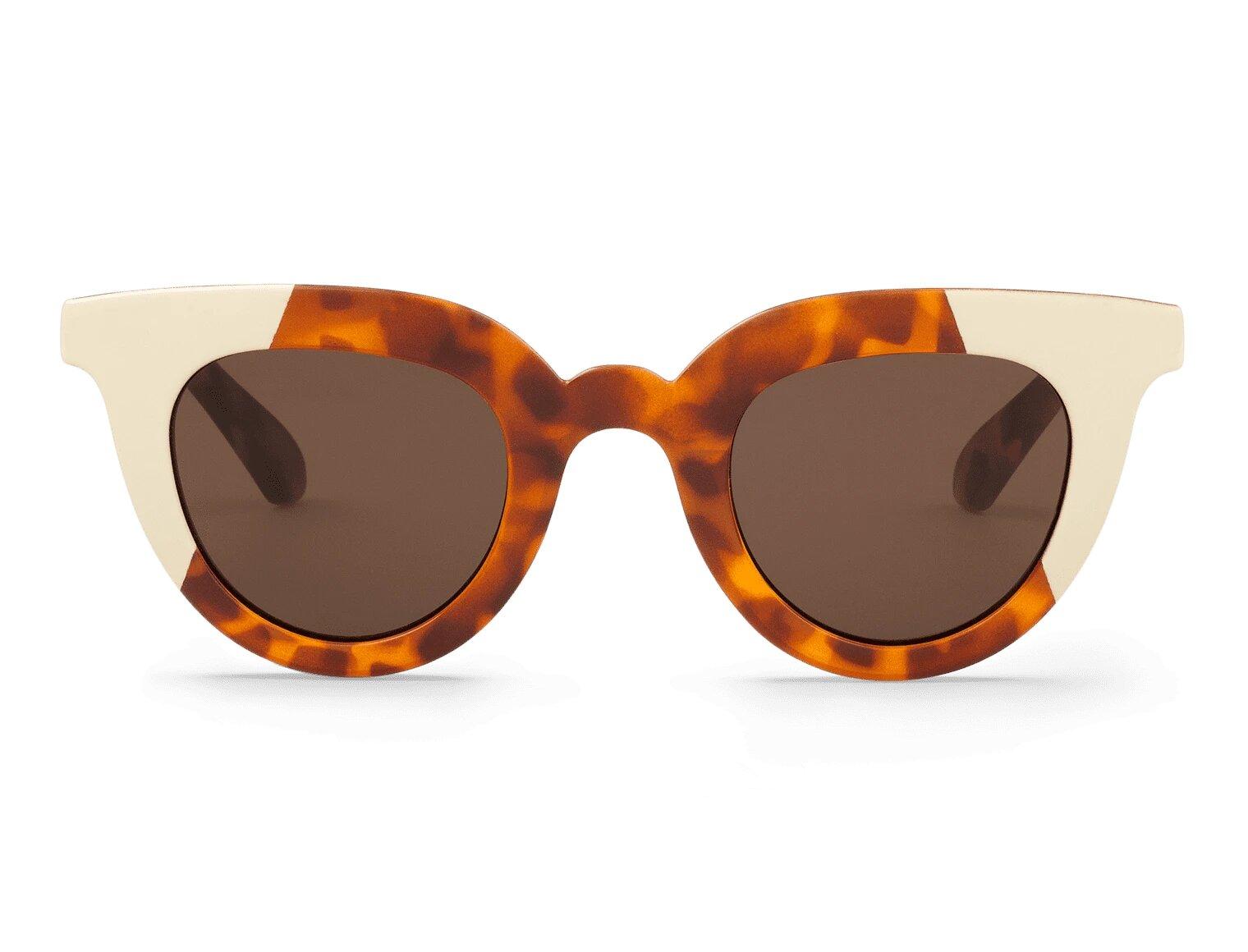 Gafas cream leo tortoise HAYES MR. BOHO