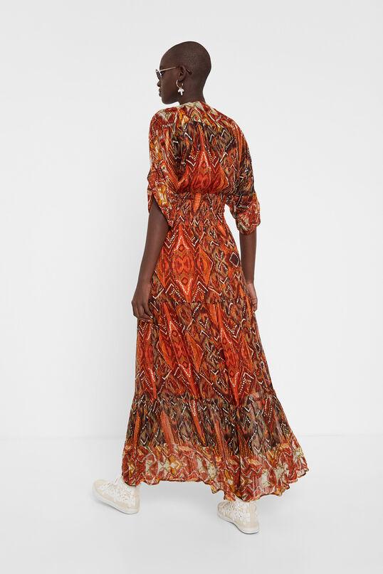Vestido africano DESIGUAL