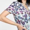 Vestido floral DESIGUAL tipo camiseta